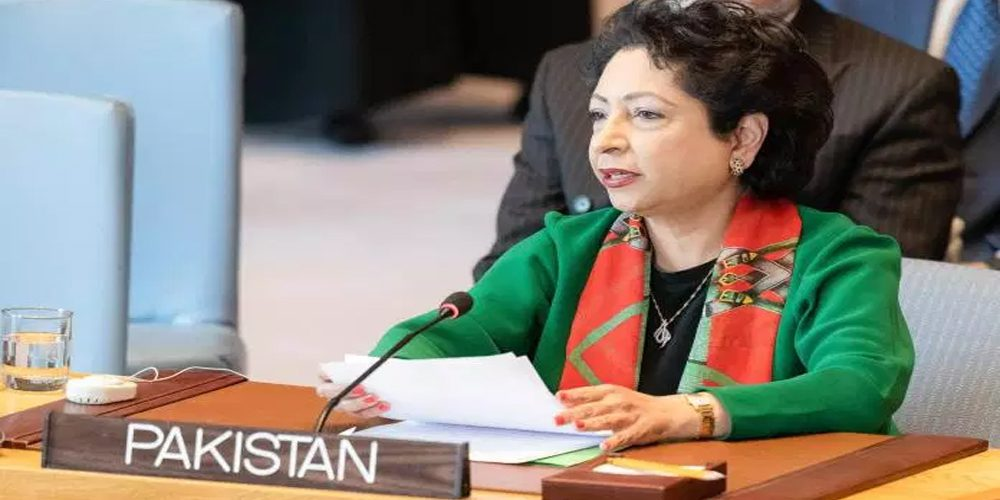 Pakistan proposes six-point plan at UN to address faith