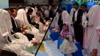 140 couples got married in mass in Kabul