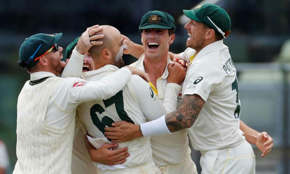 Australia beats England