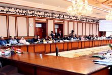 Federal cabinet meeting to be held today