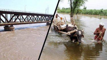 Floods destroy many regions