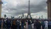 Anti-India protests France