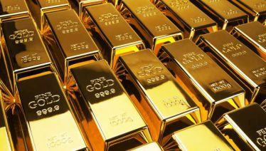 Gold price falls by Rs250