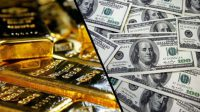 Gold prices slide down