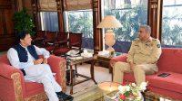 COAS meets PM Imran