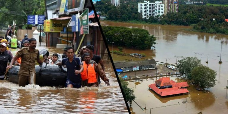 Flood in India killed 70