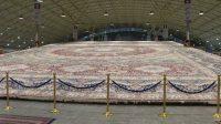 Iran handmade carpet