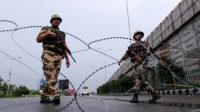 Curfew enters the 14th day in Kashmir