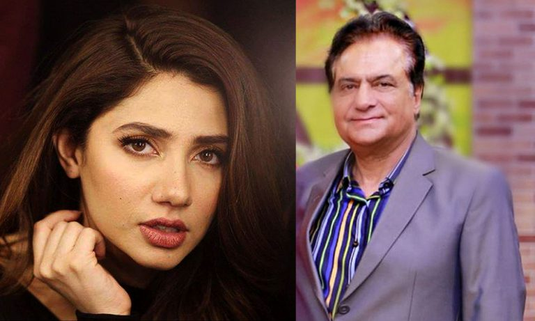 Mahira Khan responds to Firdous Jamal's tirade against her -