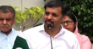 Mustufa Kamal appealed to enter Mayor Waseem's name in ECL