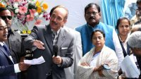 Mamata Benarjee speaks over Kashmir on world humanitarian day