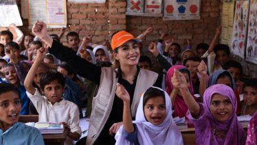 Mehwish Hayat to educate hundreds of children