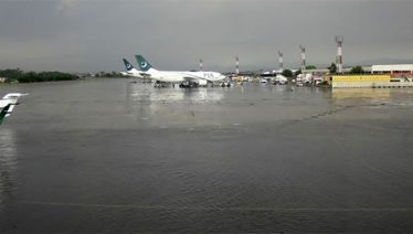 Many PIA flights canceled due to heavy rain