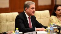 Shah Mehmood Qureshi meets Chinese FM in Beijing