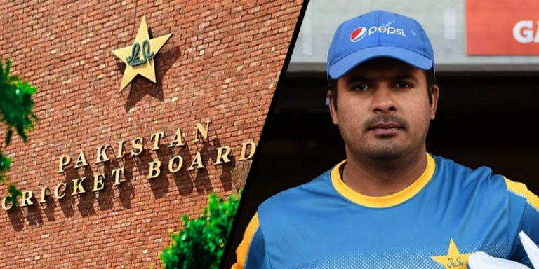 Sharjeel Khan wrote letter to PCB