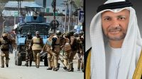 UAE expresses concern over Kashmir