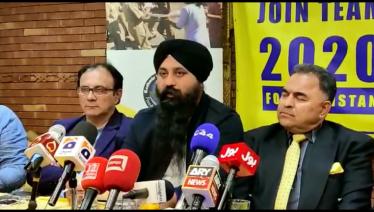 Sikhs demanded for separate referendum