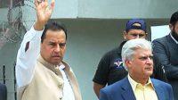 Session court grants prearrest bail to Captain Safdar