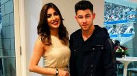 Mehwish Hayat randomly meets Nick Jonas