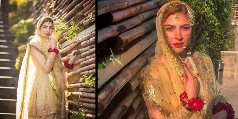 Naimal Khawar reveals why she did her 'Own' hair and makeup