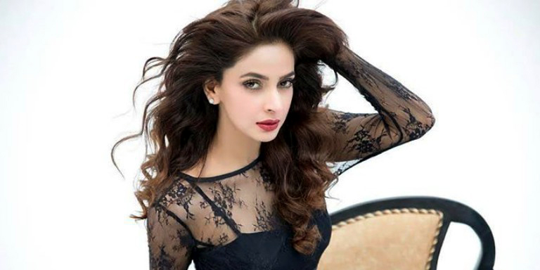 Saba Qamar refutes reports of her signing a film on Kulbhushan Jadhav