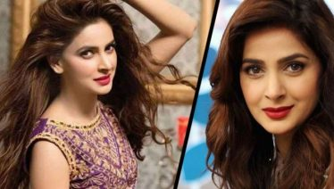 Saba Qamar to play role in 'Kamli'