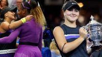 Andreescu fends off Williams comeback to win US Open