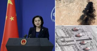 China's Foreign Ministry