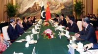 Prime Minister meets chairman of National People's Congress