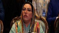 Firdous Ashiq talked to media in Lahore
