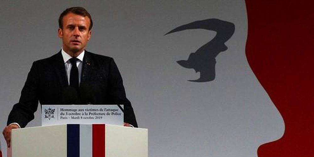 French President vows fight against Islamist terror