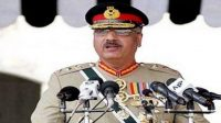 Gen Zubair Mahmood addressed the parade of PAF