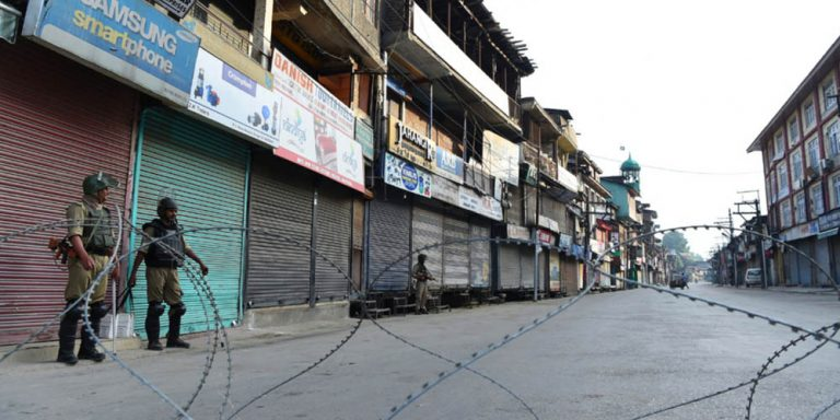 Lockdown in Kashmir Valley enters 67th day