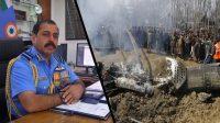Indian Air Force chief Rakesh Kumar Bhadauria
