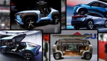 Tokyo Motor Show 2019