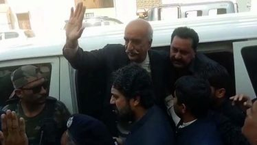 Khursheed Shah's physical remand extends for six days