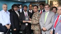National Defence University visited the Lahore Chamber of Commerce & Industry