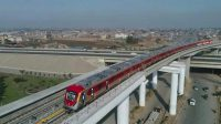 Lahore's orange line metro train to be operated from October 28