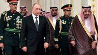 Russia's Putin visits Saudi Arabia