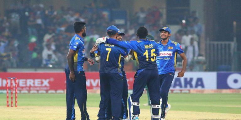 Sri Lanka beat Pakistan by 35 runs in 2nd T20I in Lahore