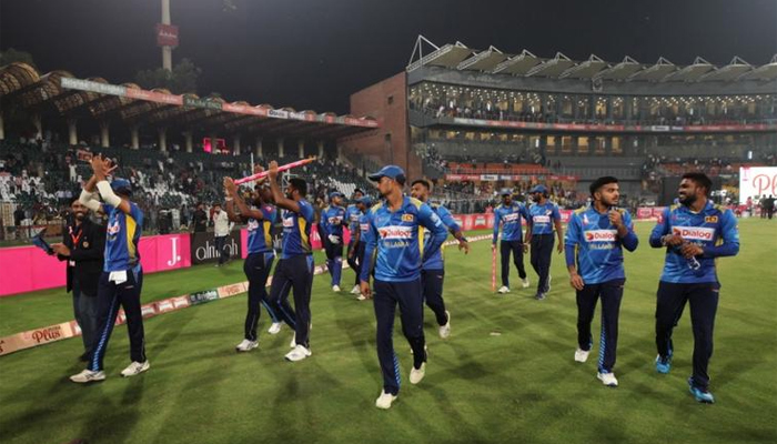 Sri Lankan player lauds Pakistan as safe country for cricket