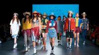 Tokyo fashion week kicked off from October 14