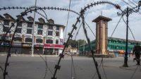 Curfew in Kashmir enters 71st day