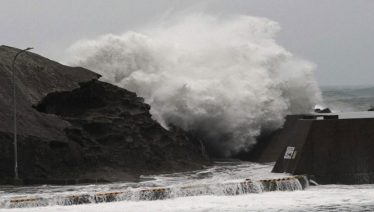 Typhoon Hagibis leaves 16 killed and 149 injured