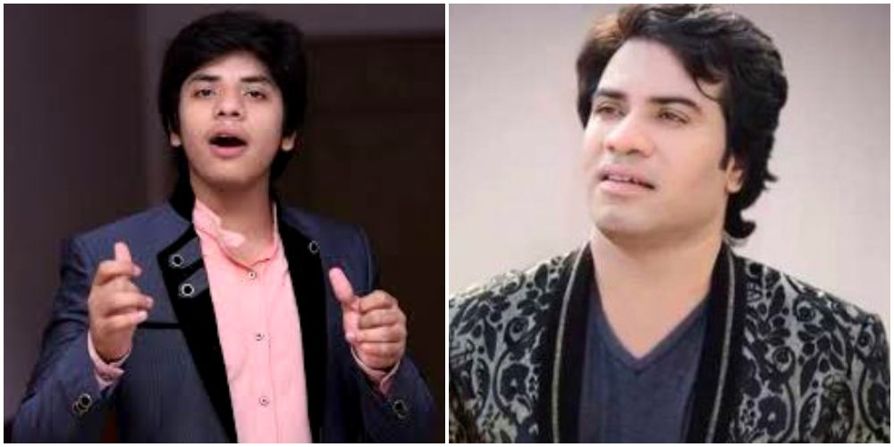 Javed Bashir introduces his son with Classical Maestro