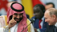 Russia sovereign fund opens Saudi office ahead of Putin visit