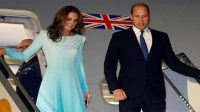 British Royal couple reach Pakistan