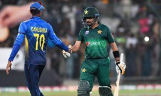 Pakistan beat Sri-Lanka