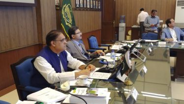 The Punjab Provincial Development Working Party approved three development schemes of Agriculture Sector, Specialized Healthcare & Medical Education (SHC&ME) and Irrigation Sector with an estimated cost of Rs. 10808.375 million. These schemes were approved in the 25th meeting of Provincial Development Working Party (PDWP) of current fiscal year 2019-20 presided over the Chairman P&D Board Habib-ur-Rehman Gilani. The approved development schemes included as Acquisition of Land for Establishment of Model Markets at Rawalpindi, DG Khan & Sheikhupura / Gujranwala and Earth Filling / Construction of Boundary Wall at the cost of Rs. 1,048.203 million, Expansion of C.P.E Institute of Cardiology, Multan (Construction of New OPD & Inpatient Block) at the cost of Rs. 3,266.909 million and Construction of Dadhocha Dam, Rawalpindi at the cost of Rs. 6,493.263 million. Provincial Secretary P&D Imran Sikandar Baloch, all Members of the Planning & Development Board, Provincial Secretaries of concerned departments, Assistant Chief Coordination Syed Naveed Iqbal, Planning Officer Coordination Muhammad Rashid and other senior representatives of the relevant Provincial Departments