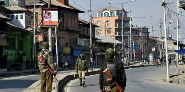 Indian military siege in Kashmir enters day 94